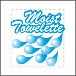 White, Fresh Nap Moist Towelettes-4 x 7