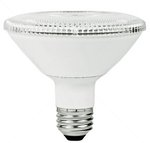 10W 2700K Wide Flood Dimmable Short Neck LED PAR30 Bulb