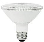 10W 3000K Wide Flood Dimmable Short Neck LED PAR30 Bulb