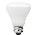10W Dimmable Smooth R20 LED Bulb, 4100K