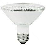 12W Non-Dimmable Smooth PAR30 Short Neck LED Bulb, 5000K, 15 Degree