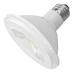 PAR30 12W Dimmable LED Bulb, Smooth, Short Neck, 2400K, 25 Degree