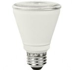 8W 5000K Wide Flood Dimmable LED PAR20 Bulb