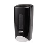 Flex Wall Mounted Manual Dispenser, Black