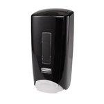 Flex Wall Mounted Manual Dispenser, Black