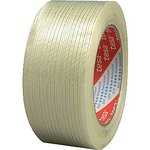 "60 yd x 2"" Clear Tensilized Polypropylene Filament Strapping Tape"