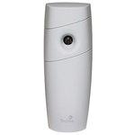 White Portable Micro Metered Air Freshener Dispenser