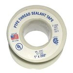 ".75"" X 520"" Thread Seal Tapes"