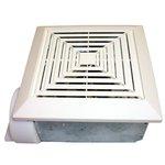 "50 CFM 3"" Duct Adaptor Bath Fan"