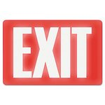 Headline Glow in the Dark Exit Sign