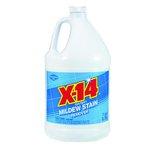 X-14 Mildew Stain Remover-1 Gallon