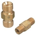 Brass Acetylene/F. Gas Hose Coupler