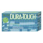 Dura-Touch Powdered-Free Disposable Vinyl Gloves, Small