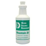 Big D Lemon Water-Soluble Deodorant, 32 oz.