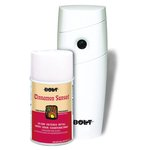 Bolt White Air Fresh Scentener Starter Kit w/ Cinnamon Sunset
