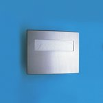 Stainless Steel Toilet Seat Cover Dispenser, Holds a 250 Ct Pack