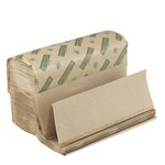 Green Seal Certified Natural/Brown Multi-Fold Hand Paper Towels