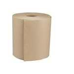 Green Seal Certified Natural Hard Wound Towel Roll, 800-ft.