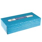 White 2-Ply Facial Tissue
