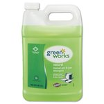 Clorox Green Works Natural Dishwashing Liquid 1 Gal