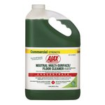 Ajax Expert Citrus Neutral Multi-Surface Floor Cleaner 1 Gal