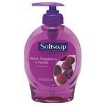 Softsoap Black Raspberry and Vanilla Hand Soap 7.5 oz.