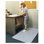 Cushion-Step French Gray Anti-Fatigue Mat 24x36x1/2