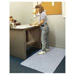 Cushion-Step French Gray Anti-Fatigue Mat 24x36x1/2