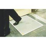 Walk-N-Clean Gray Tray and Sheet Indoor Adhesive Mat Refill Pads