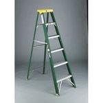 6 FT Fiberglass Commercial Step Ladder