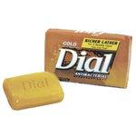 Dial Unwrapped Antibacterial Deodorant Bar Soap 2.5 oz.