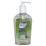 Dial Unscented Instant Hand Sanitizer w/ Moisturizer 16 oz. Pump