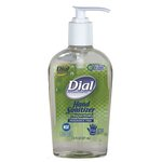 Dial Unscented Instant Hand Sanitizer w/ Moisturizer 7.5 oz.