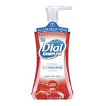 Dial Complete Cranberry Anti-Bact Foaming Hand Wash 7.5 oz. Pump