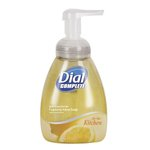 Dial Complete Citrus Anti-Bact Foaming Lotion Kitchen Soap 7.5 oz.
