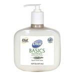 Dial Pleasant Basics HypoAllergenic Foaming Lotion Soap 16 oz.