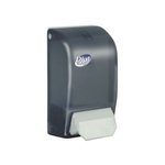 Dial Complete Smoke Gray 1 Liter Foaming Soap Dispenser