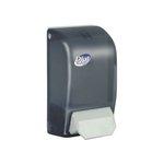 Dial Complete Smoke Gray 1 Liter Foaming Soap Dispenser