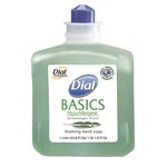 Dial Basics HypoAllergenic Foam Lotion Soap 1 Liter Refill Bottle