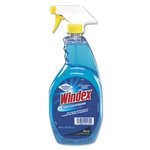 32 oz Windex Powerized Ammonia-D Glass Cleaner