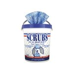 Scrubs Citrus Scent Hand Cleaner Towels 10.5X12.25