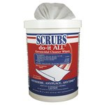 do-it-ALL Scrubs Lemon Scent Germicidal Cleaning Wipes