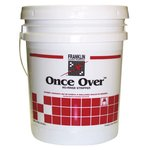 5 Gallon Once Over Mint Scented Rinse-Free Floor Stripper