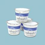 Refresh Cherry Scent Gel Air Freshener 4.6 oz.