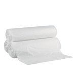 Clear High-Density 22 Micron 40 to 45 Gal Can Liner
