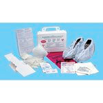 OSHA Standard Bloodborne Pathogen Cleanup Kit