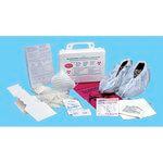 OSHA Standard Bloodborne Pathogen Cleanup Kit