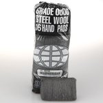 #0000 Finest Grade Steel Wool Hand Pads