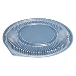 Smart-Set Clear Pro Round Container Lids for 48 oz. Containers