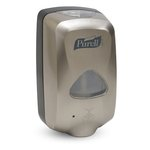 Purell TFX Nickel Finish Touch-Free Dispeners
